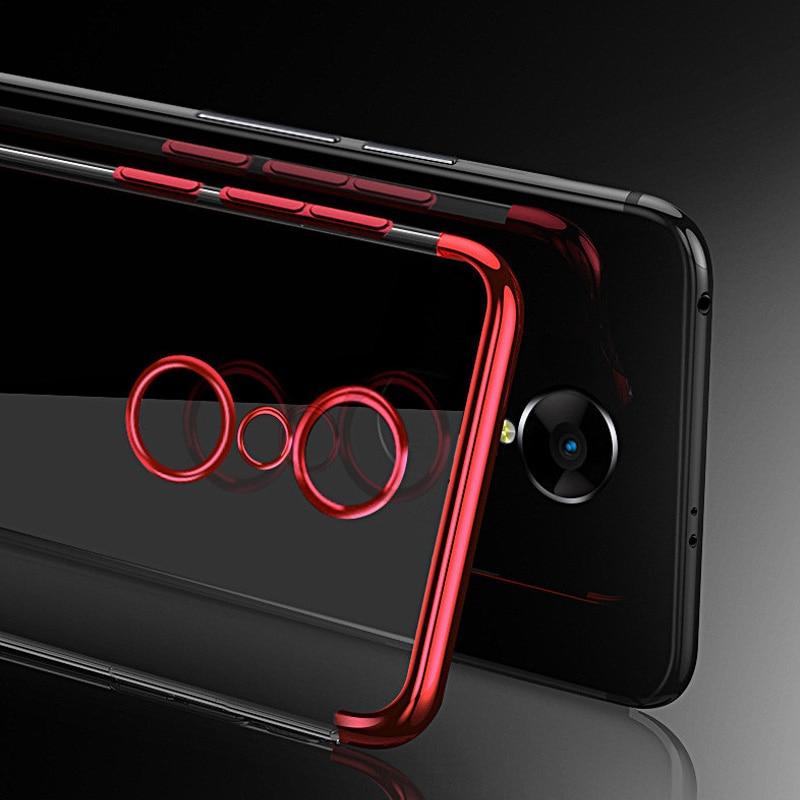Купить с кэшбэком For Xiaomi Redmi 5 Plus Case Cover Transparent Fundas Soft TPU Slim Back Cover For XiaoMi Redmi 5Plus Redmi 5 Case Phone Coque