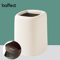 Portable Cute Rubbish Bin Garbage Can Office Accessories Creative Multi functional New Trash Waste Cleaning Storage