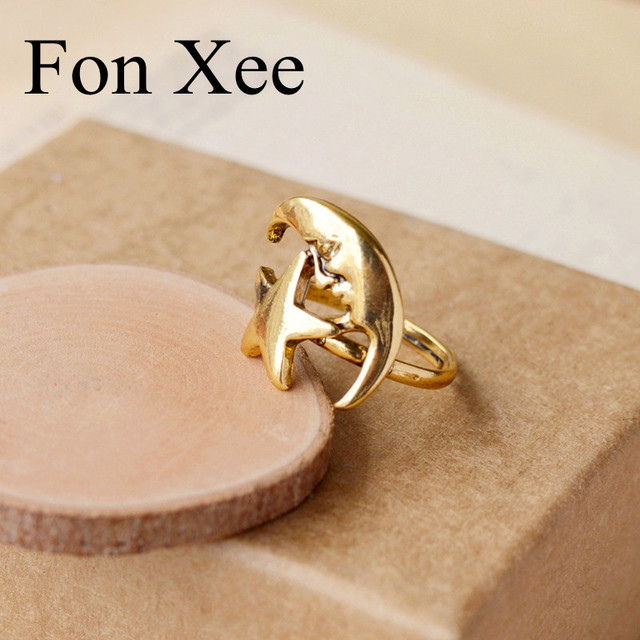 rings box kids mood child jewelry for