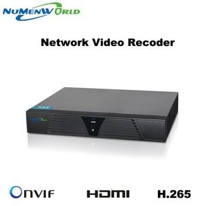 Image 2 - H.265/H.264 9CH 5MP CCTV NVR אבטחת רשת וידאו מקליט תמיכת ONVIF HDMI Smartphone מחשב עבור IP מצלמה מערכת