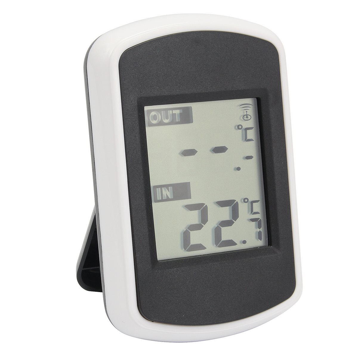 LCD Display Digital Wireless Thermometer Hygrometer Electronic Temperature Humidity Meter Weather Station Indoor Outdoor Tester mango mango ma002ewhxi37