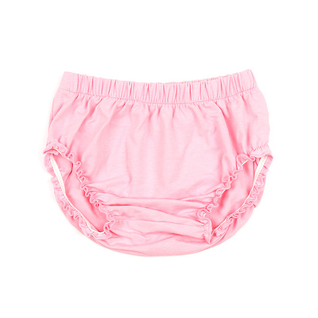 Baby Shorts Newborn Bloomers Baby Panties Solid Color Infant PP Shorts Summer Beach Harem Shorts Cotton Kids Bloomer