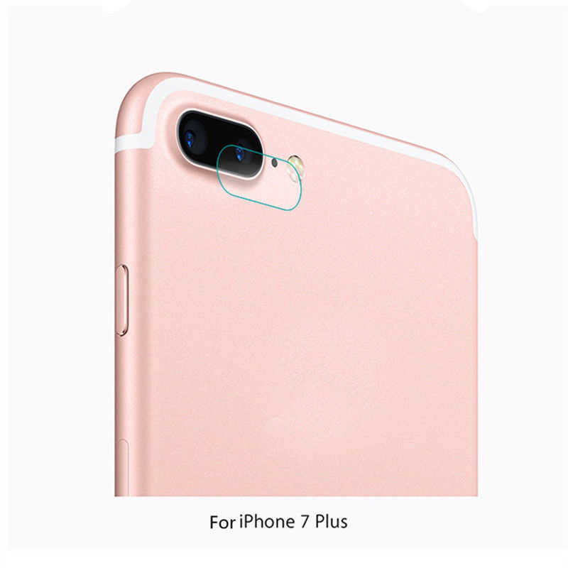 Tempered Glass For iPhone7 8 Camera Len Protector Tempered Glass Film Camera Lens Protection For iPhone 7 8Plus Protective Glass