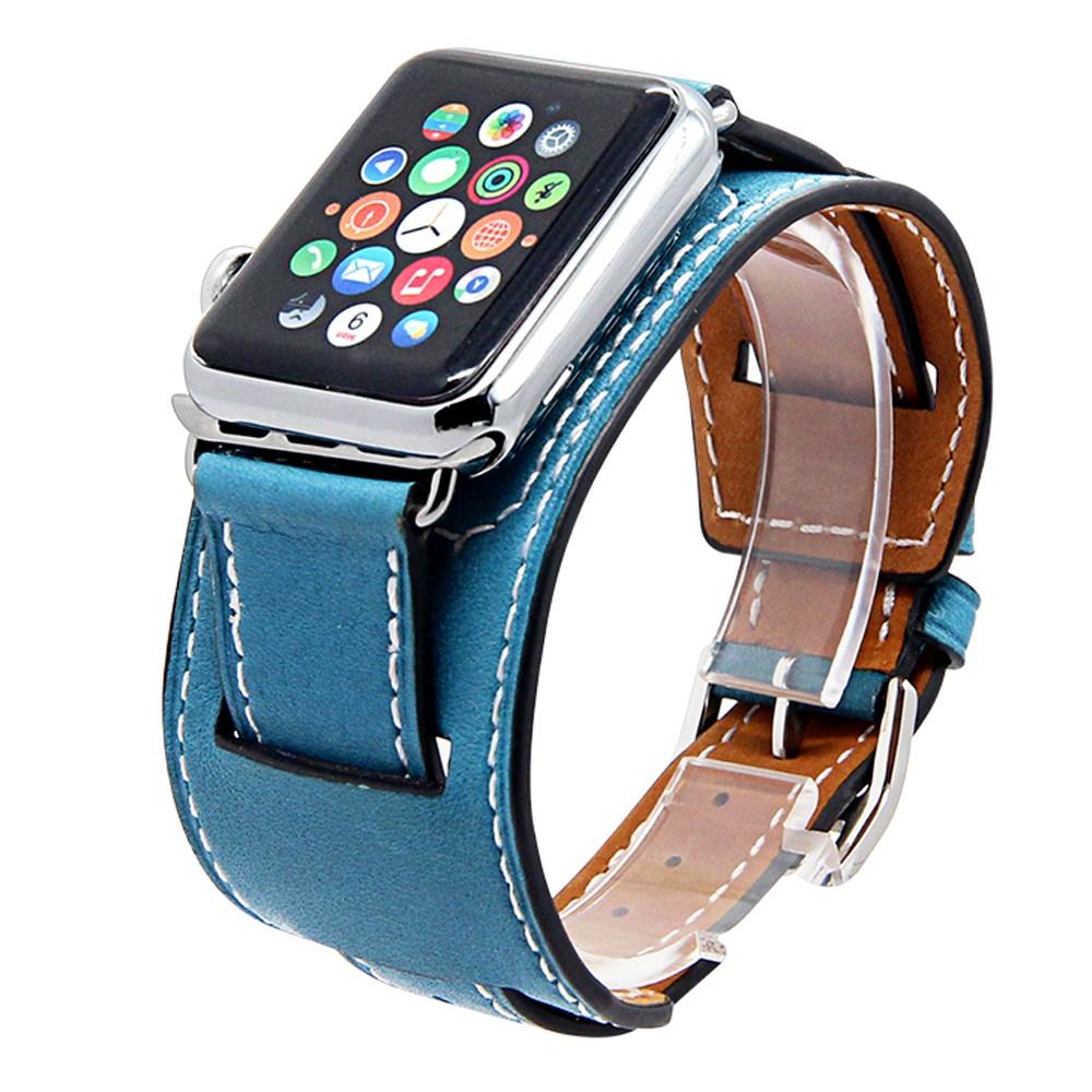 Apple Watch Cuff bracelet Blue 8
