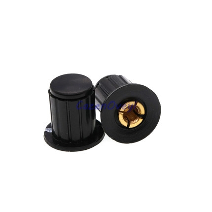 5pcs/lot WXD3-13 Black Knob Button Cap Is Suitable For High Quality WXD3-13-2W Turn Around Special Potentiometer Knob KYP16-16-4