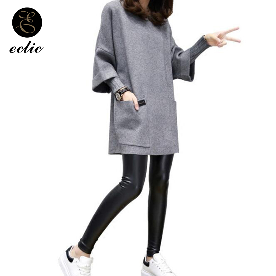 Korean Hip Hop Fashion Oversized Hoodie Poleron Mujer 2019 Grey Sweatshirt 4xl Warm Tunic Long Sleeve Pink Kawaii Hoodie Women