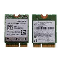 802.11n a/b/g/n QCNFA222 2 4/5 ghz WiFi Bluetooth PCIe Hälfte Mini Karte Für atheros C26