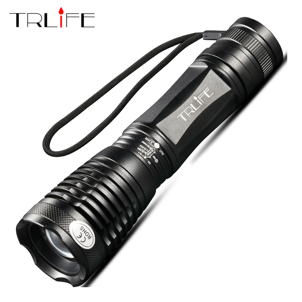 10000 Lumens Updated V6 L2 T6 Hunting Flashlight LED Tactical Light Adjustable 5 Modes Torch Lamp Lantern  Use 18650 Gun Mount10000 Lumens Updated V6 L2 T6 Hunting Flashlight LED Tactical Light Adjustable 5 Modes Torch Lamp Lantern  Use 18650 Gun Mount