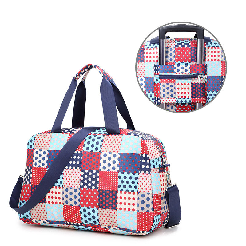 Organizer Baggage Business Tote-Accessories Shoes Duffle Travel-Bag Large-Capacity Women