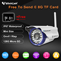 Vstarcam C7815WIP 720P HD Wireless Bullet Wifi IP Camera Outdoor Security Waterproof CCTV Compatibility Free To Send 8GB TF Card
