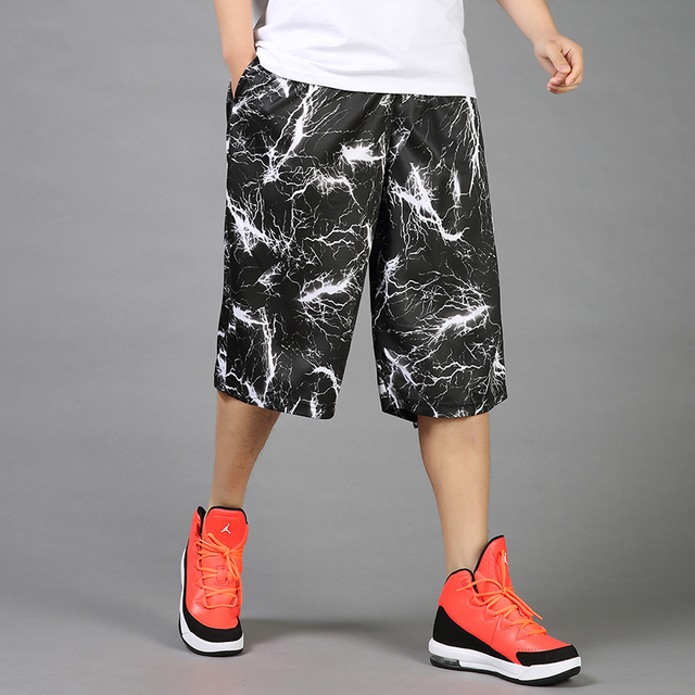 Bermuda Korte Broek Heren.Mannen Casual Oversized Hip Hop Shorts Fitness Workout Jogger Korte