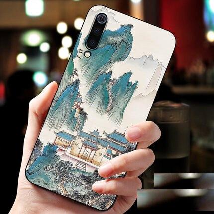 Xiaomi mi 9 MI9 SE Case Soft For Xiaomi mi 8 explorer Lite a1 a2 lite mix2s mix 3 redmi Note 7 note5 pro play silicon case cover