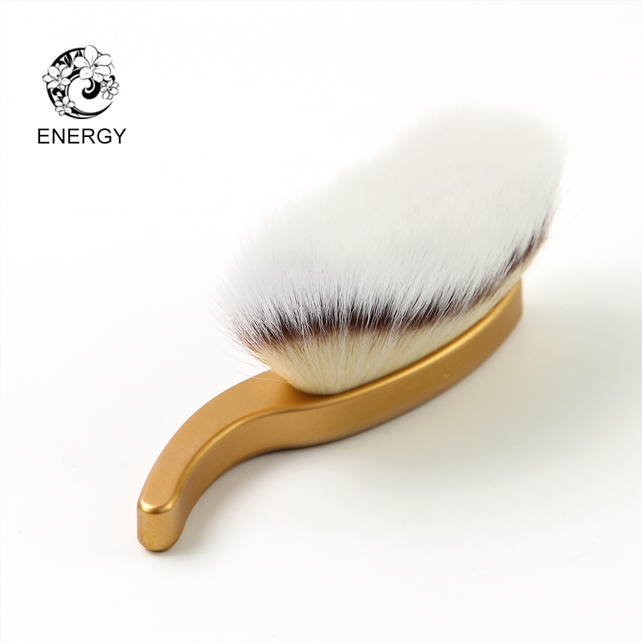 ENERGY Marca Foundation Powder Brush Pennelli trucco Make Up Brush Pincel Pinceis Maquiagem Brochas Maquillaje Pinceaux S51NP