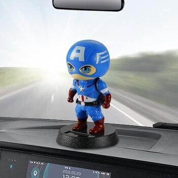 Online Shop Automobile Car Decoration Shaking Head Figurine Doll ...