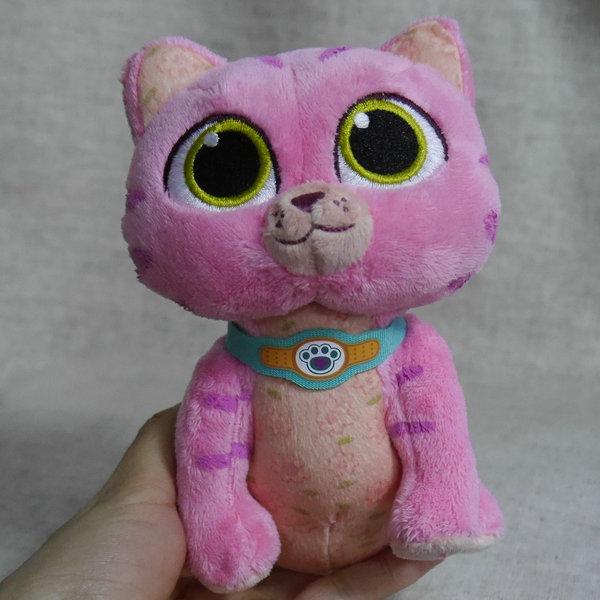 d8d28f26db8a IN HAND NEW Junior Doc McStuffins Friends PET VET Whipsper the Kitti Cat  15CM 6