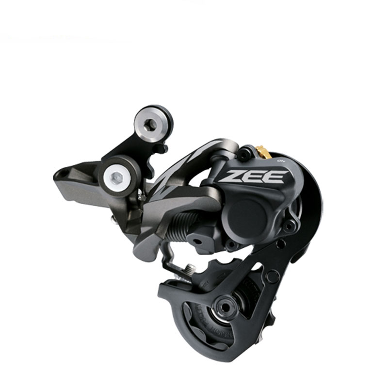 SHIMANO Zee RD M640 10S Speed MTB Bike Rear Derailleur for Downhill  DH Freeride FR All Mountain and Enduro