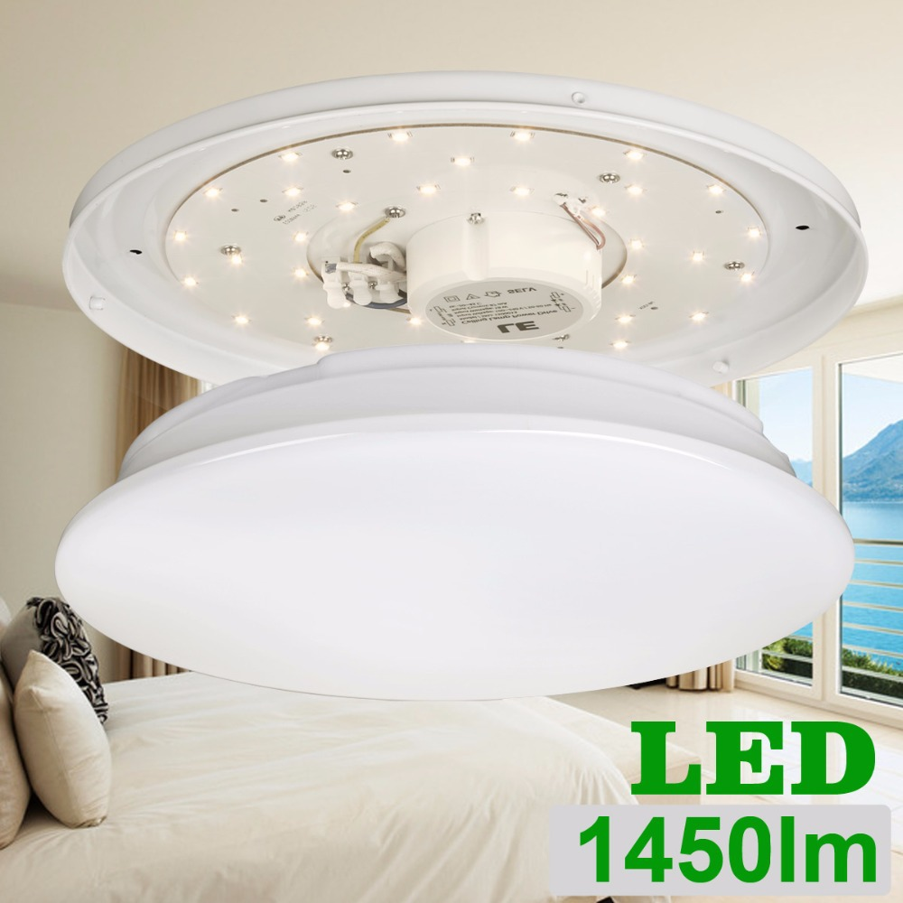 18W LED Lights,40W Fluorescent Bulb Equivalent,1450lm,Lighting for ...