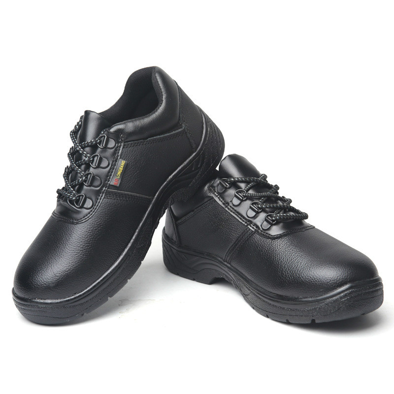 2a8a861cab Calçado Protecção Sapatos Segurança Indestrutível Água Botas Homens Preto À  D' Prova permeável Esmagar Punção 9007 ...
