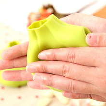 Creative Rubber Garlic Peeler Presses Ultra Soft Peeled Stripping Tool Home Kitchen Accessories