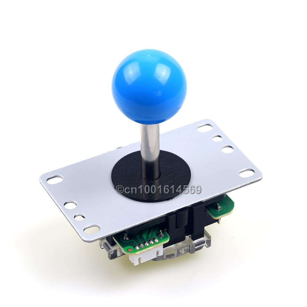 Back To Search Resultssports & Entertainment Entertainment Arcade Joystick Diy Joystick 7 Color Ball 4/8 Way Joystick Fighting Stick Parts For Jamma Game Arcade Machine Project Mame Diy