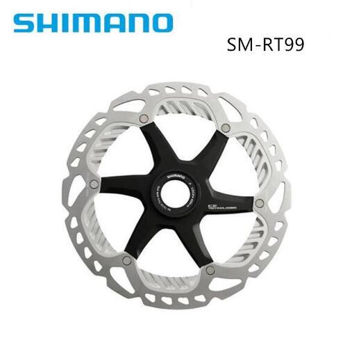 シマノ saint SM RT99 160 ミリメートル 180 ミリメートル 203 ミリメートルブレーキリアブレーキローターディスクセンターロックアイスハイテク  グループ上の スポーツ & エンターテイメント からの 自転車のブレーキ の中 1
