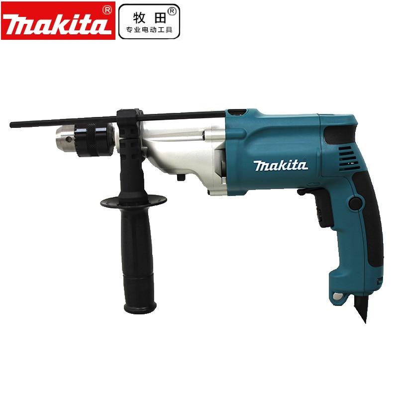 Makita impact electric drill, HP2050 household ...