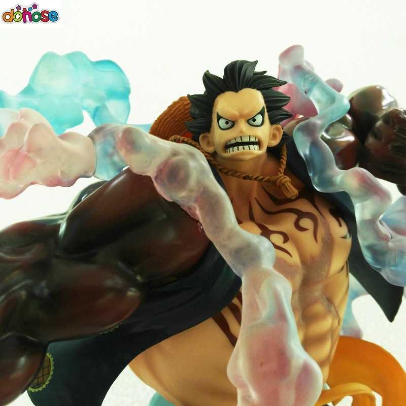 Monkey D. Luffy GEAR 4-P.O.P SA-MAXIMUM аниме одна деталь ПВХ фигурка Коллекция Модель Детская игрушка кукла