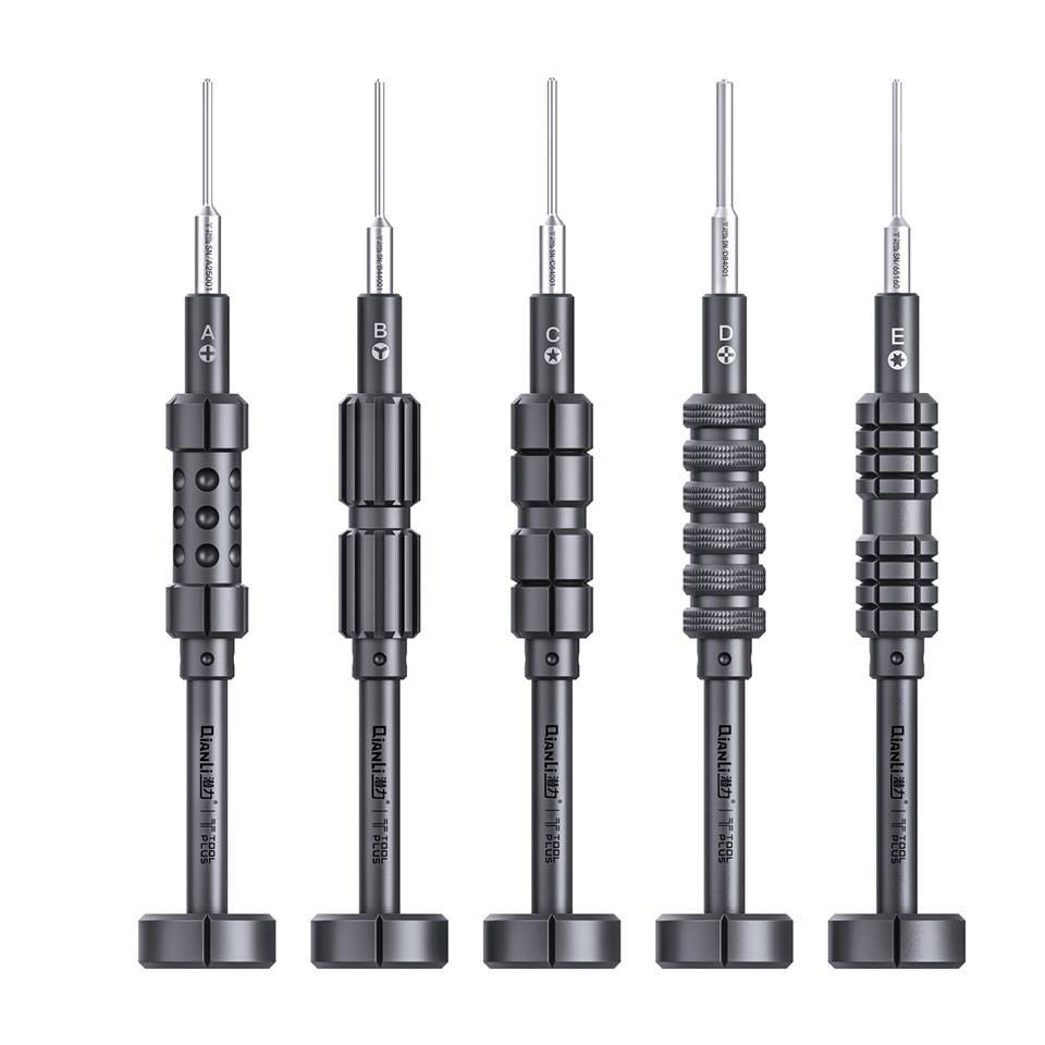 Newest 2019 QIANLI 3D Batch Header Screwdriver Mobile Phone Computer Camera Precision Disassembly Bolt Driver