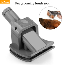 Petshy New Dog Hair Remover Cat Brush Grooming Tools Pet Groom Animal Allergy Vacuum Cleaner Pets Hair Fur Clean Comb Tool pet hair deshedding dog cat brush comb sticky hair gloves hair fur cleaning for sofa bed clothe pets dogs cats cleaning tools