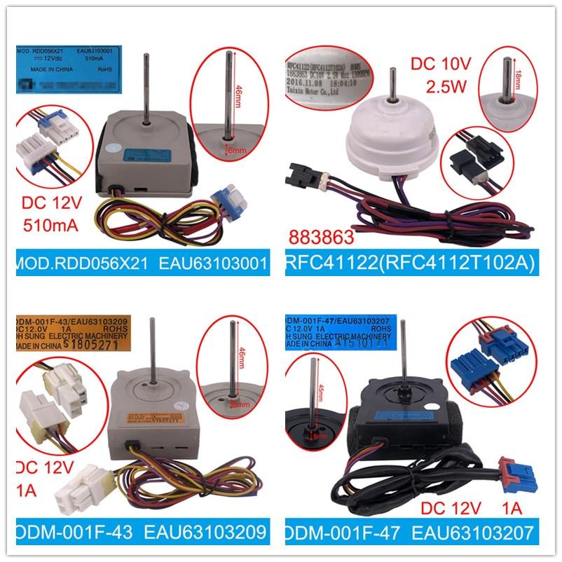 MOD.RDD056X21 EAU63103001/MOD.RDD056X04.T 4681JB1029D/RFC41122 RFC4112T102A/ODM-001F-43 EAU63103209/ODM-001F-47 EAU63103207