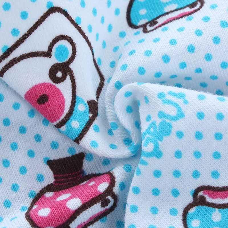 Sujetador de entrenamiento para niñas adolescentes ropa interior para niños de algodón Panda de dibujos animados pequeños niños de la escuela chaleco sujetadores ropa interior para niños