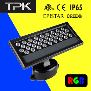 40W 100 240V AC Outdoor waterproof High quality Square DMX512 RGB or steady color led wall washer light LWW 1 36P ETL CE RoHS-in Floodlights from Lights ...  sc 1 st  AliExpress.com & 40W 100 240V AC Outdoor waterproof High quality Square DMX512 RGB or ...