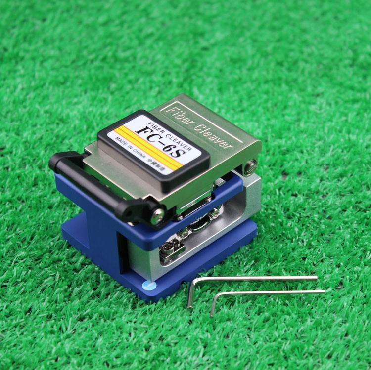 Clivador de Fibra Otica fc-6s