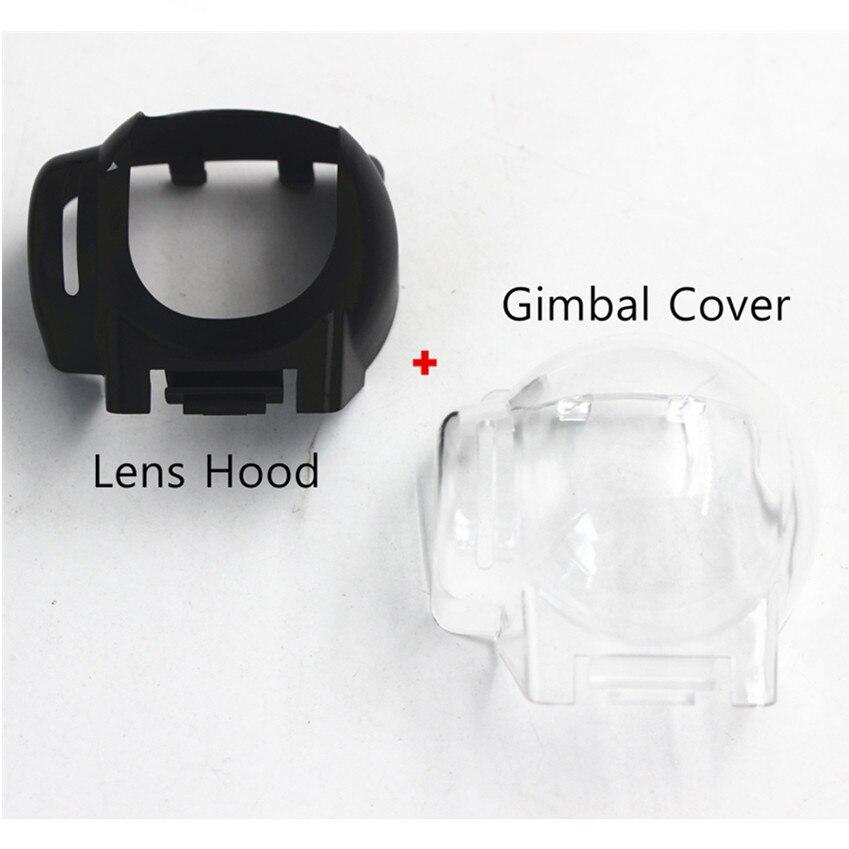 DJI Mavic Pro Accessories Mavic Lens Hood Sun Shade Cap Gimbal Protective Cover for Mavic Pro