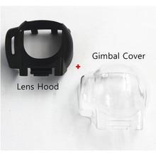 DJI Mavic Pro Accessories Mavic Lens Hood Sun Shade Cap +Gimbal Protective Cover for Mavic Pro