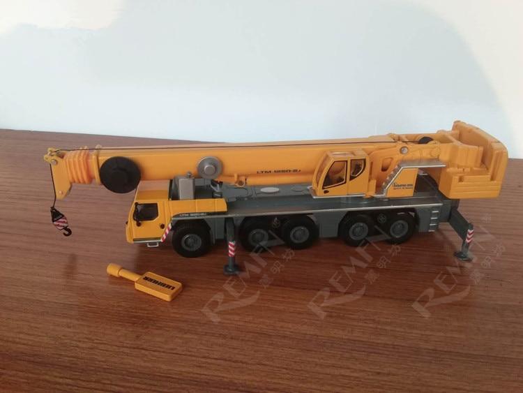 1//87 HO Tonkin Liebherr LTM 1250-5.1 Mobilkran Mobile Crane Grue Automtrice/_4