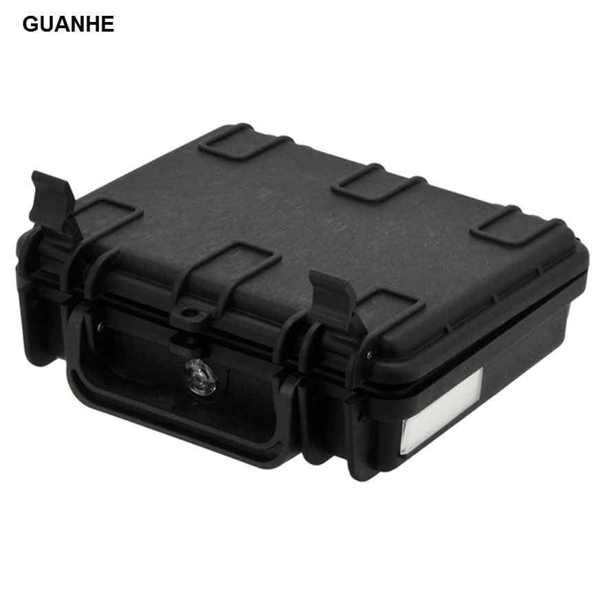 GUANHE 3.5 inch SATA HDD Hard Drive External Protection Storage Case Box Portable Water\Dust\Shock proof