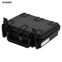 GUANHE 3.5 inch SATA HDD Hard Drive External Protection Storage Case Box Portable WaterDustShock-proof