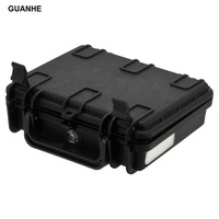 GUANHE 3 5 Inch SATA HDD Hard Drive External Protection Storage Case Box Portable Water Dust