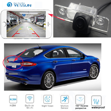 YESSUN New Ariival car HD Parking Reverse wireless Camera  for Ford Fusion For Mondeo 2013~2018 Waterproof Video