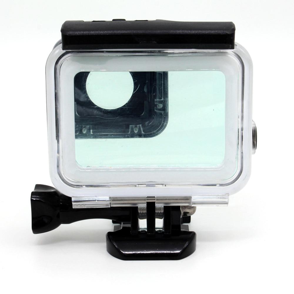 30 M Dokunmatik Ekran Gopro Hero 6 Için Su Geçirmez Konut Case 5 - Kamera ve Fotoğraf - Fotoğraf 3