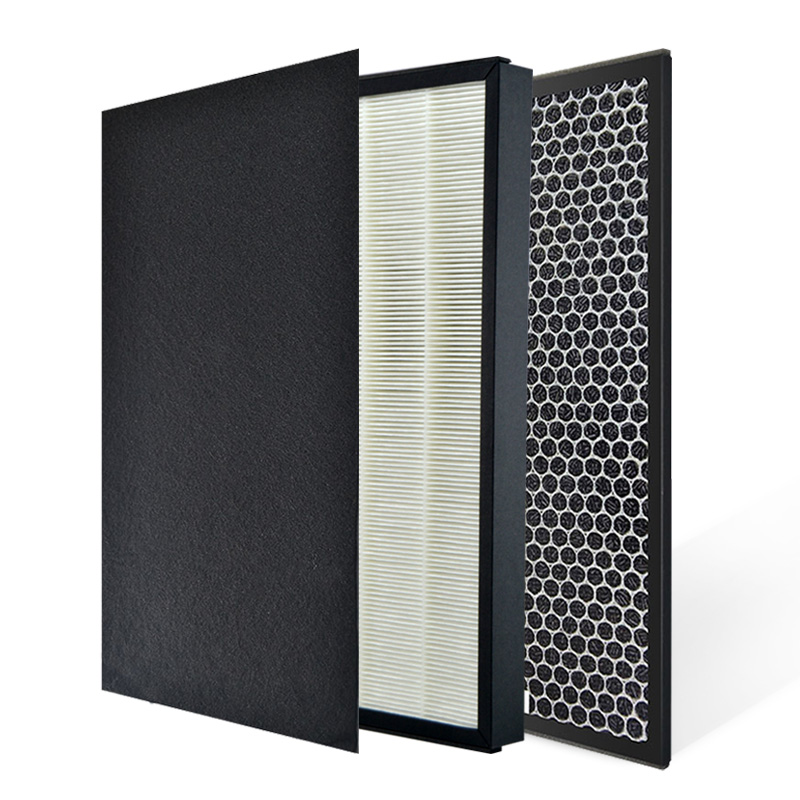 HEAP Filter  For Panasonic Air Purifier PDF35C/PXF35C/VDG35C/VXG35C/JXH35C/PDJ35C Air Purifier Filter Filtro Aire Carbon Activo