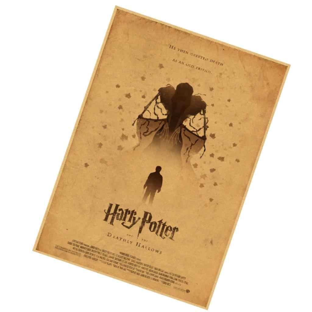 الكلاسيكية أراد التعميم الفيلم اليومي النبي كرافت ورقة ملصق سيريوس أوريون الأسود الجدار ملصق اللوحة الزخرفية 42X30 سنتيمتر