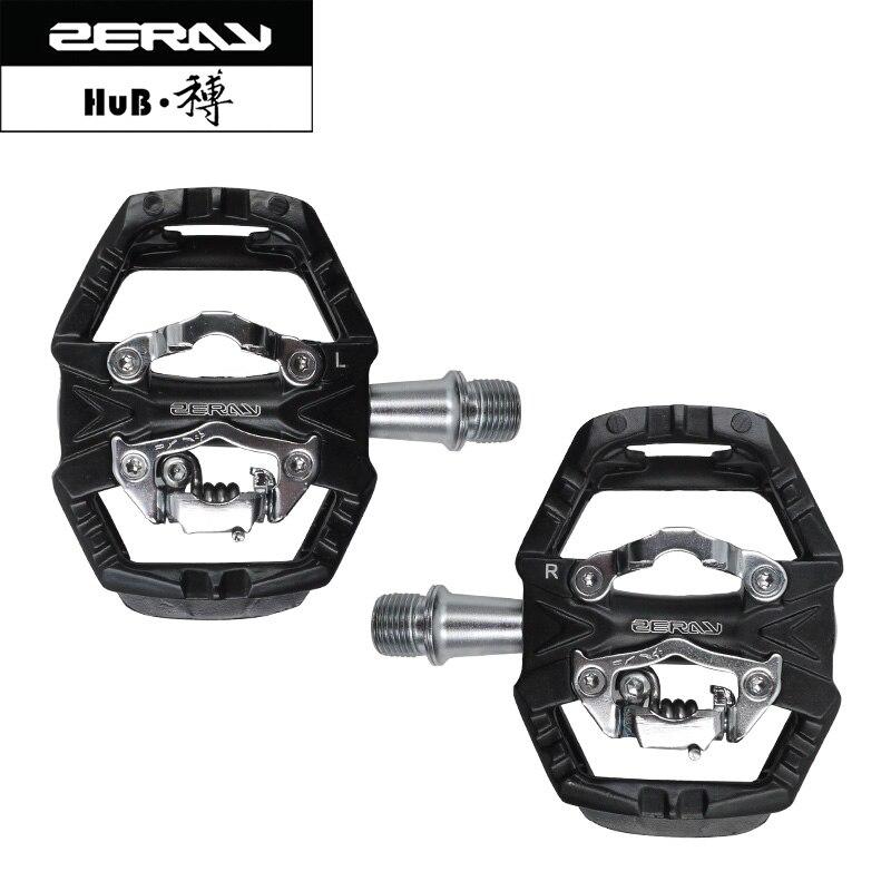 ZERAY 109 s pedales bike MTB Wartungsfreie achse Kompatibel Versiegelt Lager MTB pedale Fahrrad Teile fahrrad Klick Pedale