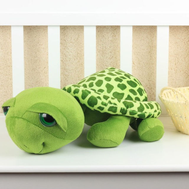20cm Stuffed Turtle Animal Plush Baby Toy Gift 1