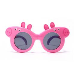 2018 летние девушки мальчик мультфильм анти UV400 очки малыша милые детские солнцезащитные очки Для детей, на лето игрушки защитить глаза