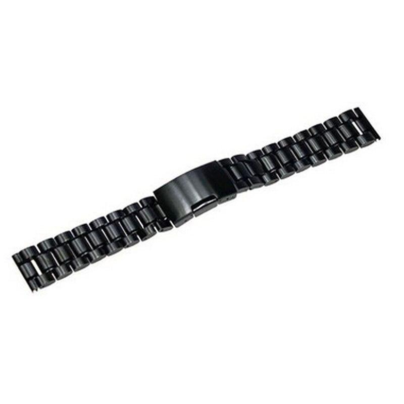 Горячие 18mm20mm22mmstainless Сталь Часы Браслет ремешок прямой конец Твердые Ссылки Часы Daniel Wellington ремень из металла ...
