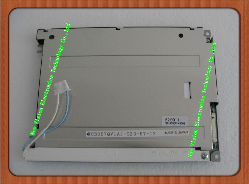 KCS057QV1AJ KCS057QV1AJ-G23 KCS057QV1AJ-G32 Original 5.7 inch 320*240 LCD Panel Display for KYOCERA