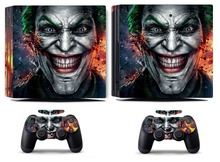 Joker 250 PS4 Pro Skin Sticker Vinyl Decal