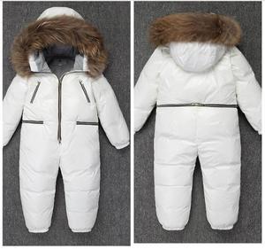 Image 2 - 年長の子供新しいファッションウォームシャムダウンジャケット 3